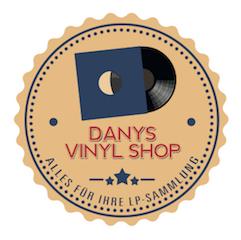 Danys Vinyl Shop-Logo